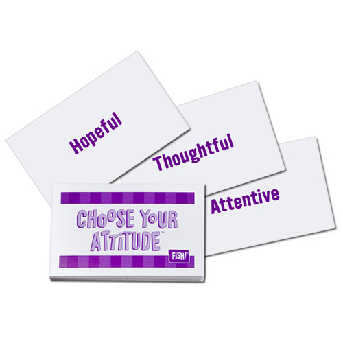 Choose Your Attitude Cards