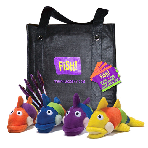 FISH! Accessories Pack