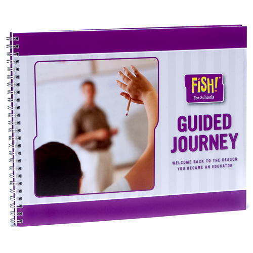 Fish for schools complete pack creators of fish for Fish philosophy book