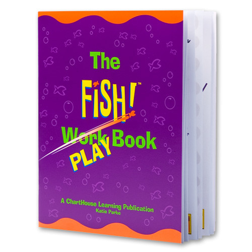 Fish playbook creators of fish philosophy training for Fish philosophy book