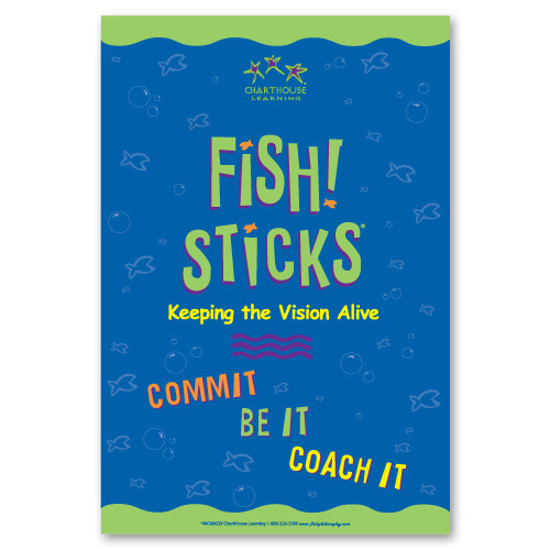 FISH! Sticks Poster