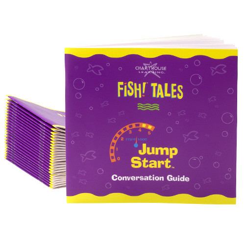 FISH! Tales Jump Start Conversation Guide