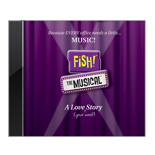FISH! The Musical CD