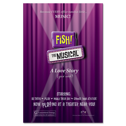 FISH! The Musical Poster