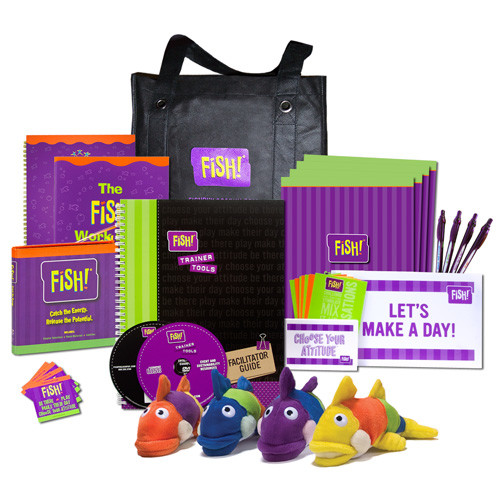 FISH! Trainer Tools Pack