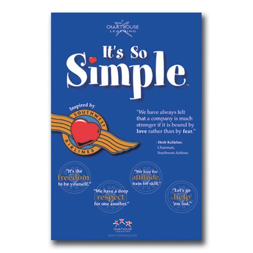 It's So Simple Poster