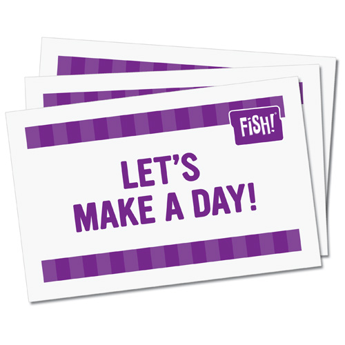 Let's Make A Day Cards