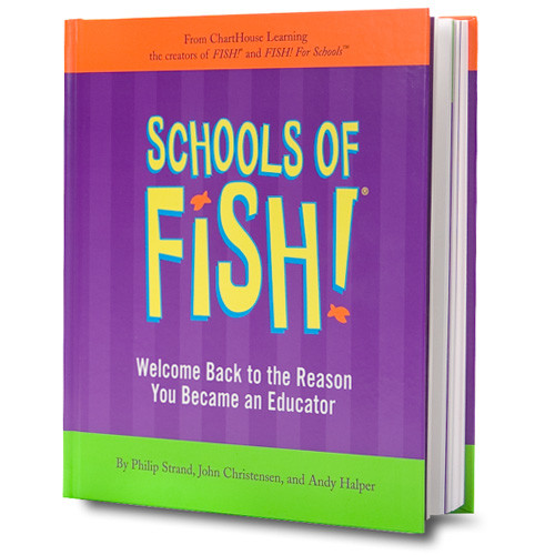 Schools of FISH! Book