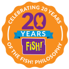 FISH! Philosophy Training Logo